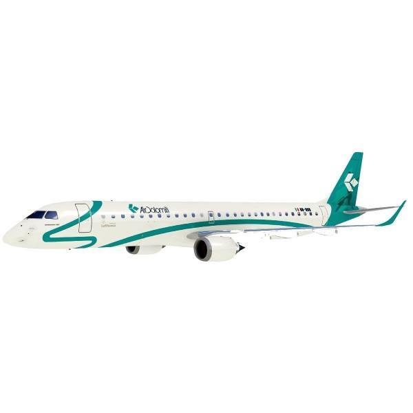 609821 - Herpa - Air Dolomiti  Embraer ERJ-195 - 1:100