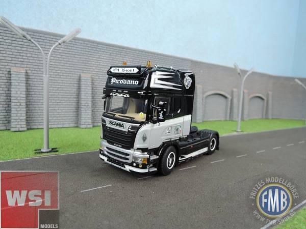 01-2270 - WSI - Scania R Streamline TL 2achs Zugmaschine - Pirovano - I -