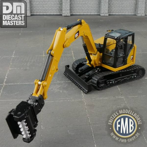 85592 - Diecast Masters - CAT 309 Minibagger - Next Generation