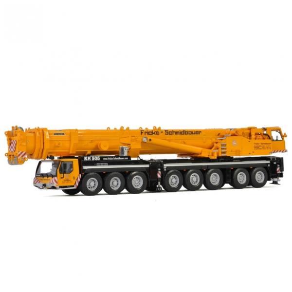 51-2081 - WSI - Liebherr LTM 1500-8.1 Mobilkran - Fricke-Schmidbauer - D -