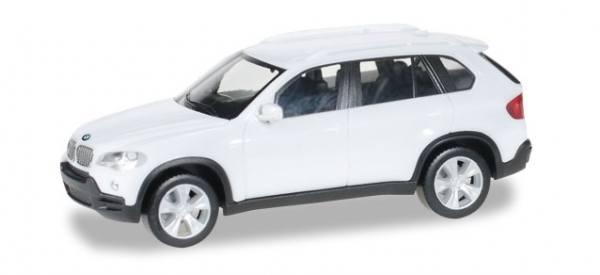 023696-002 - Herpa - BMW X5, weiß