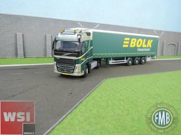 01-2698 - WSI - Volvo FH4 Globetrotter Gardinenplanenauflieger - Bolk Transport - NL -