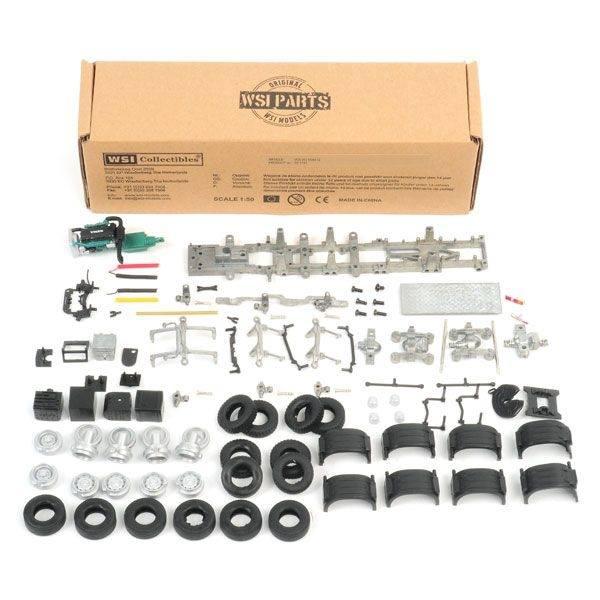 10-1151- WSI - Volvo 10x4 G Chassi - Bausatz