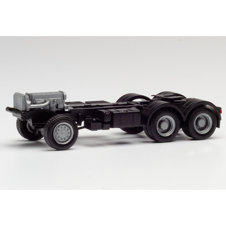 2 Stück Herpa 085120-1//87 Teileservice Allrad-Fahrgestell Iveco Trakker 6x6