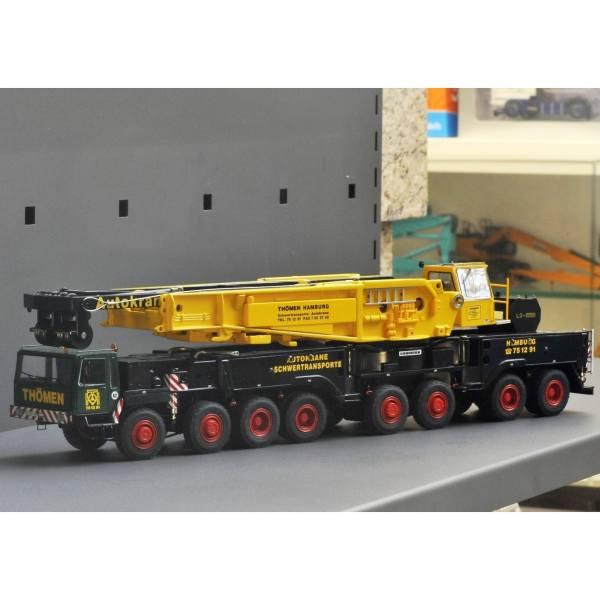 YC786-2 - YCC Models - Liebherr LGD 1550 63/70m Gittermastkran mit Derrick - Thömen -