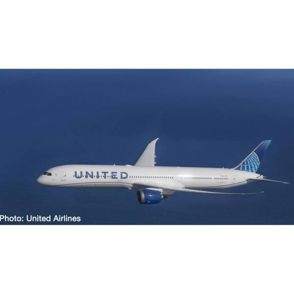 534321 - Herpa - United Airlines Boeing 787-10 Dreamliner - N12010 -