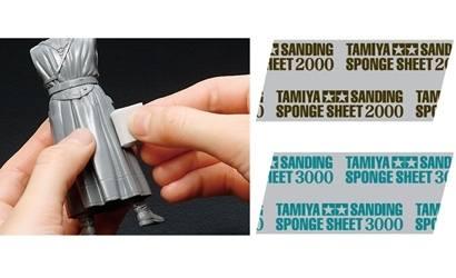 87171 - Tamiya - Schleifschwamm 3000 Körnung