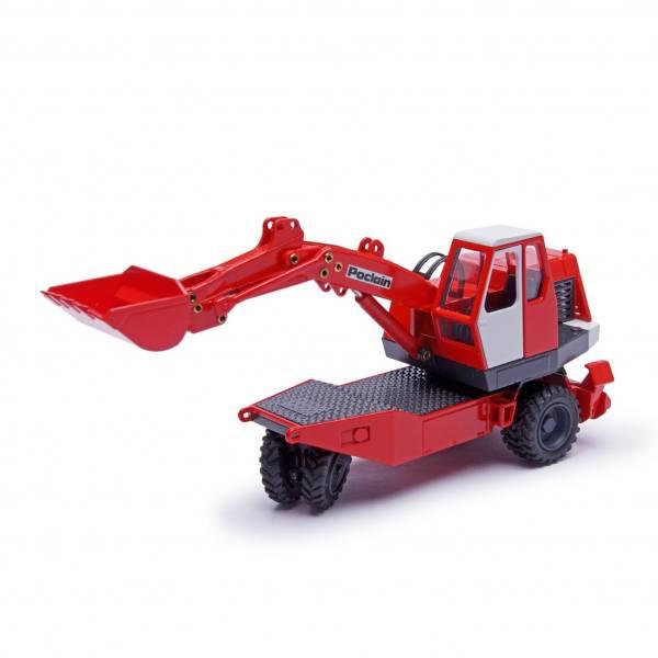 2930/0 - Conrad - Poclain TY 45 Mobilbagger mit Ladeschaufel