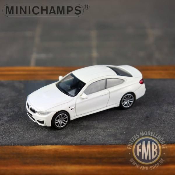 027204 - Minichamps - BMW M4 (2015), weiß