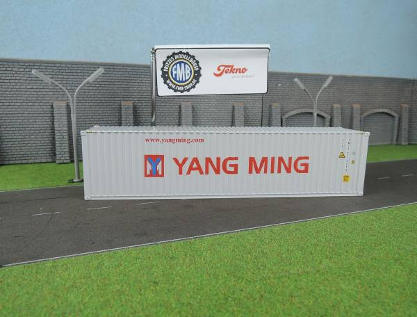70479 - Tekno - 40ft Container - Yang Ming -