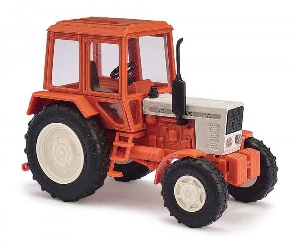 """51310 - Busch - Belarus 572 Allradtraktor (Baujahr 1988) """"Exportmodell"""""""