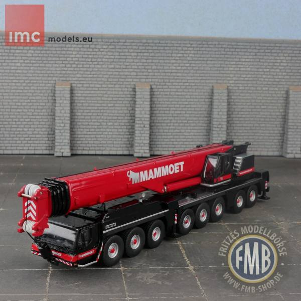410104 - IMC - Liebherr LTM 1450-8.1 Mobilkran - Mammoet