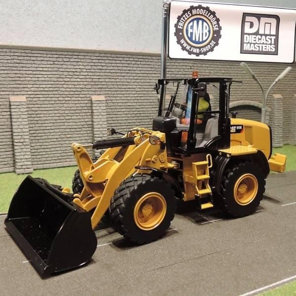 85294 - Diecast Masters - CAT 910K Radlader - 1:32 -