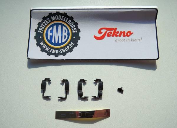 807 - Tekno - Volvo F-Serie Spiegel Set für eine Zugmaschine