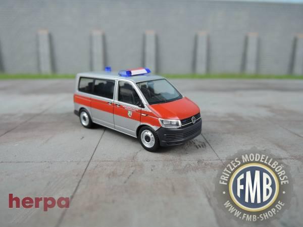 """930451 - Herpa - VW T6 Bus """"Katastrophenschutz Nordrhein-Westfalen"""""""