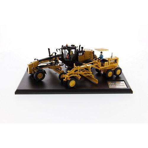 85560 - Diecast Masters - CAT 12M Grader-Set Evolution Serie