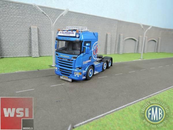 01-2340 - WSI - Scania R Streamline HL 3achs Zugmaschine - G. van Doesburg - NL -
