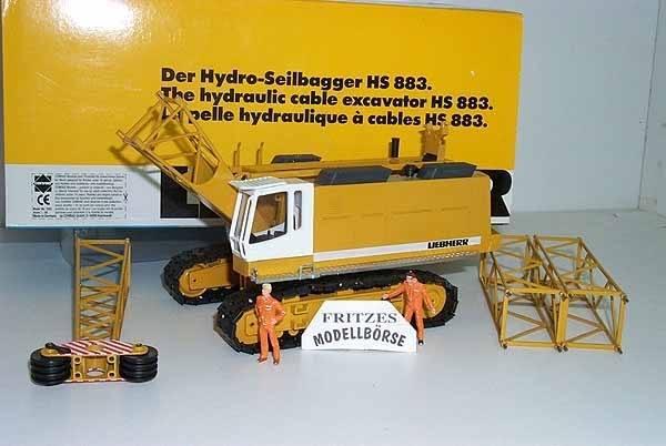 2831 - Conrad - Liebherr HS 883 Gittermast Seilbagger