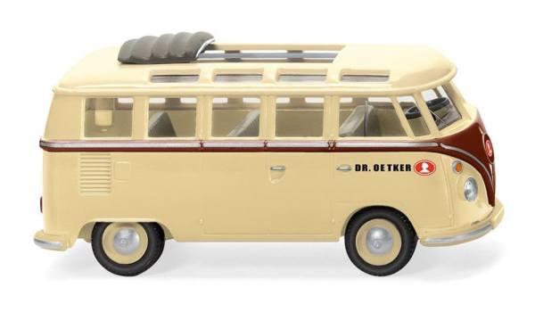 """079723 - Wiking - VW T1 Sambabus mit offenen Verdeck """"Dr. Oetker"""""""