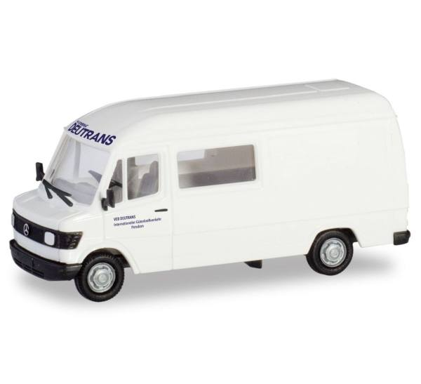 094917 - Herpa - Mercedes-Benz 207 D Hochdach Halbbus - DEUTRANS