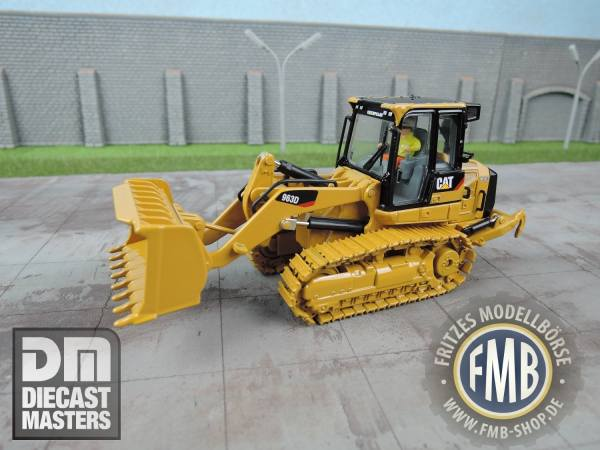 85194 - Diecast Masters - Cat 963 D Laderaupe -CATERPILLAR-
