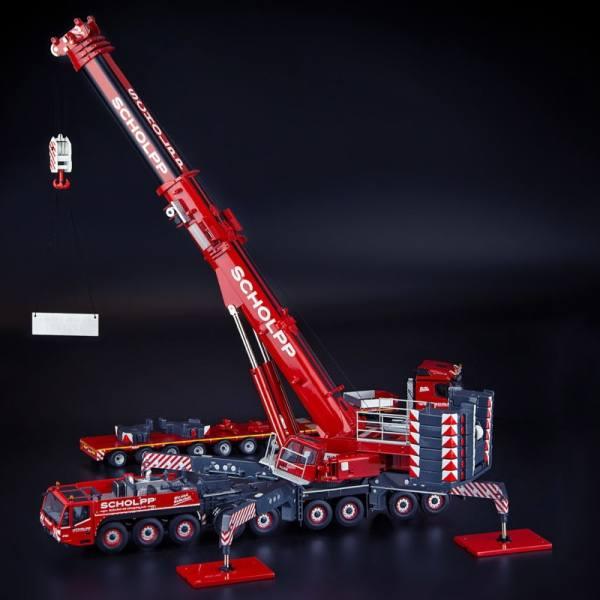 33-0158 - IMC Models - DEMAG AC 700-9 9achs Mobilkran - Scholpp