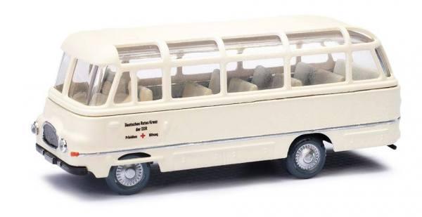 95713 - Busch / EsPeWe - Robur LO 2500 Präsidium Hilfszug, DRK, Baujahr 1961