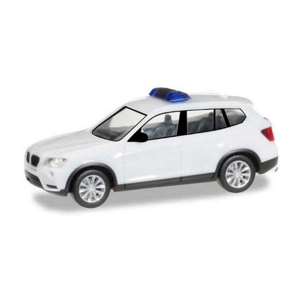 013130 - Herpa - MiniKit BMW X3, weiß