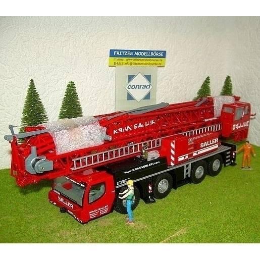 2106/02 - Conrad - Liebherr MK 88 Mobilkran -Kran Saller-