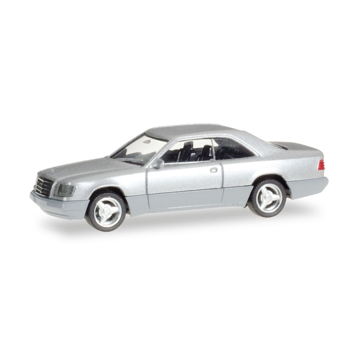 1//87 Herpa MB Mercedes-Benz E 320 Coupé schwarz 028813