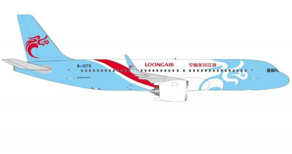 533775 - Herpa - Loong Air Airbus A320neo - B-1075 -