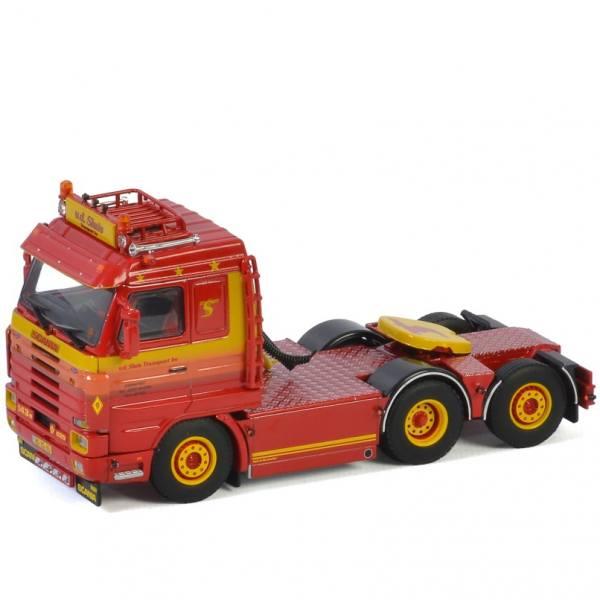 01-3201 - WSI - Scania 3 serie Streamline 6x2 3achs Zugmaschine - Sluis - NL -