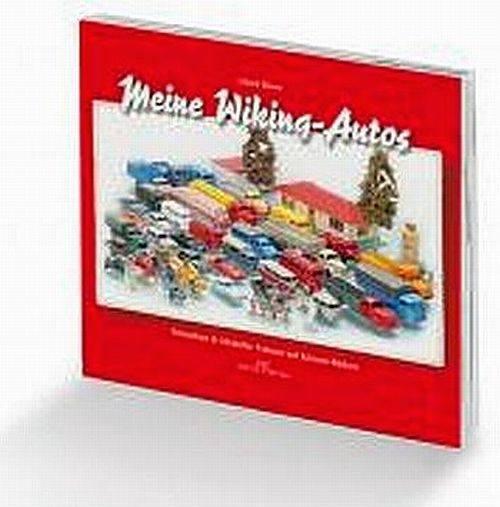 000644 - Buch -Meine Wiking Autos-