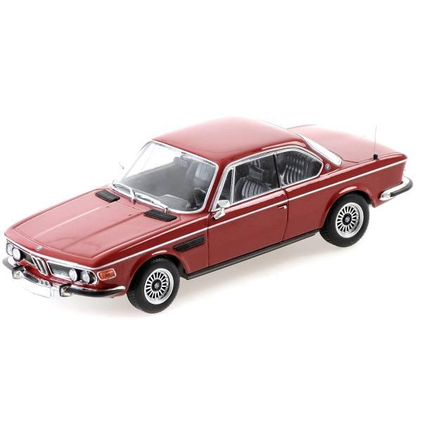 020022 - Minichamps - BMW 3.0 CSi (E9 - 1971), dunkelrot metallic
