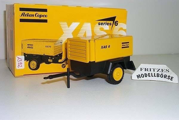 418 - Atlas Copco Kompressor  XAS6