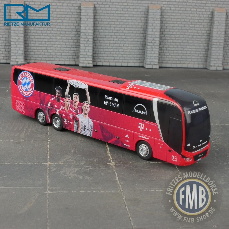 74822 Rietze MAN Lion's Coach L `17 Reisebus