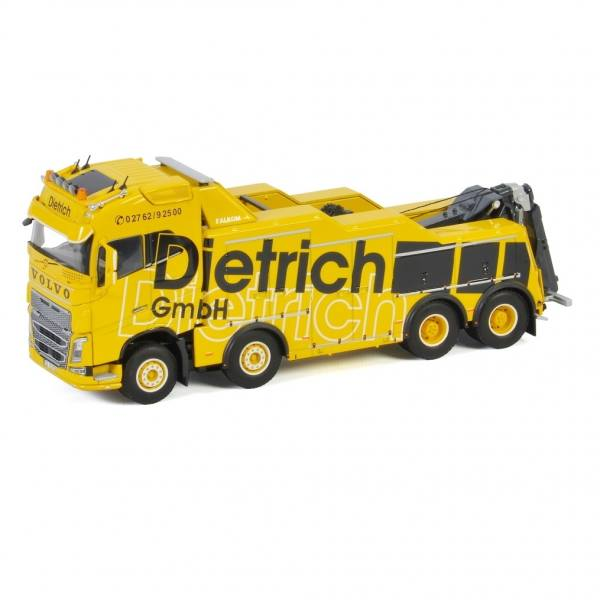 01-3180 - WSI - Volvo FH4 GL 8x4 Falkom Bergefahrzeug - Dietrich GmbH - D -